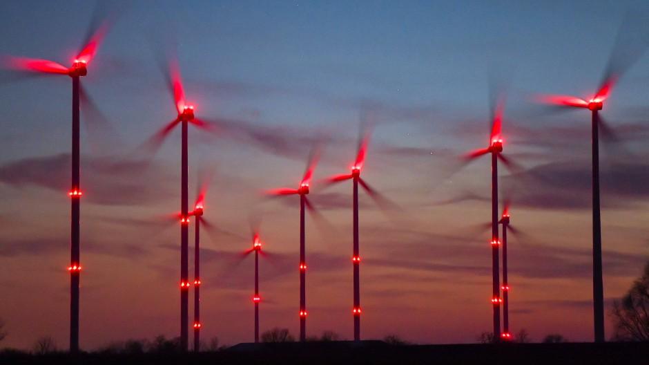 Viel Wind gemacht: Auch erneuerbare Energien sind nicht nur positiv.