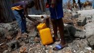 Angst vor der Cholera