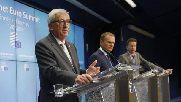 Es gibt eine Einigung: Neue Milliarden für Griechenland