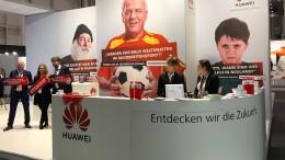 So hart tritt der Huawei-Konflikt auch deutsche Unternehmen
