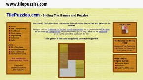Netzrätsel: Puzzle mit  System