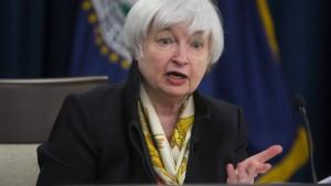 Die Fed traut sich immer noch nicht