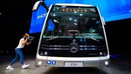 Hier kommt Daimlers Elektrobus