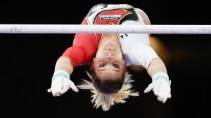 Seitz verpasst Medaille – Biles mit Rekord