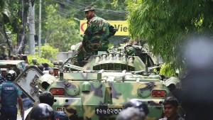 Mehr als 20 Tote nach Geiselnahme in Dhaka
