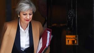 May: Deutschland und Großbritannien sollen enge Partner bleiben