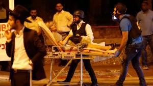 Gewalt zwischen Gaza und Israel eskaliert