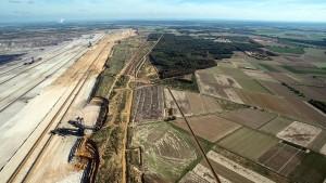 RWE sagt Rodungsstopp bis 2020 zu