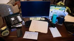 Kapitol-Stürmerin wollte angeblich Pelosis Laptop verkaufen