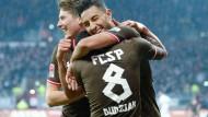 St. Pauli gelingt erhoffter Befreiungsschlag