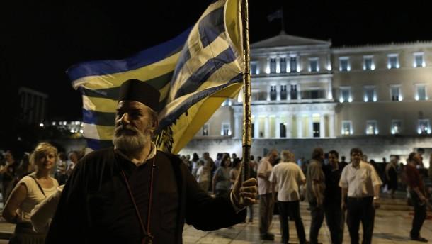 Griechischer Parlamentsausschuss nennt Schulden illegal