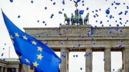 """Wichtig daran zu erinnern, dass Europa dem Bürger unheimlich viel Positives bringt"""
