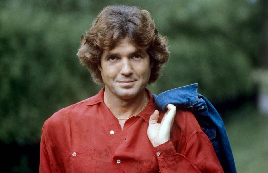 Porträt von Chris Roberts aus dem Jahr 1981
