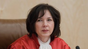 Die Richter des Zweiten Senats des Bundesverfassungsgerichts