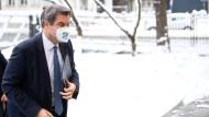 Will mehr staatliche Kontrolle bei der Impfstoffproduktion: Der bayerische Ministerpräsident Markus Söder (CSU)