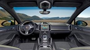 Bild / Porsche Chayenne GTS Innen