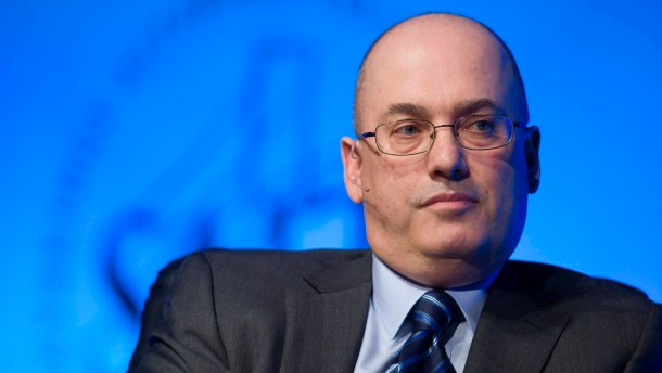 File photo of hedge fund manager Steven Cohen, founder and chairman of SAC Capital Advisors, at the SALT Conference in Las Vegas