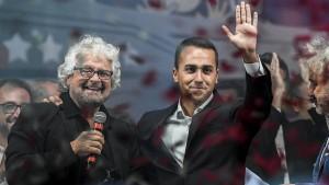 Fünf-Sterne-Bewegung triumphiert in Italien