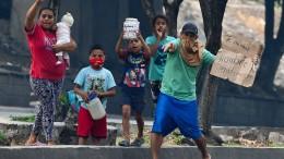 Zahl der Hungernden weltweit steigt an