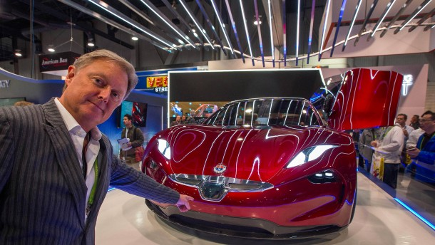 Der Tesla-Herausforderer