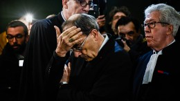 Erzbischof von Lyon kündigt nach Verurteilung Rücktritt an