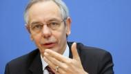 Findet deutliche Worte: Gewerkschaftschef Michael Vassiliadis