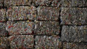 Deutschland versinkt im Plastikmüll