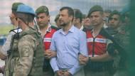 Mutmaßliche Putschisten-Anführer vor Gericht