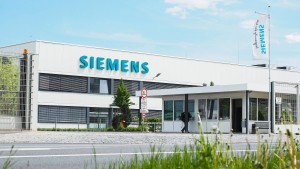 Der Krim-Konflikt reißt Siemens mit
