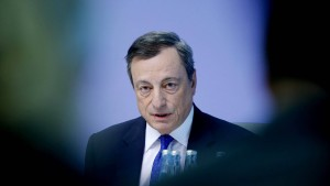 Draghi hält die Sparer bei schlechter Laune