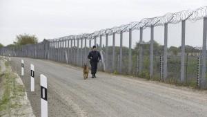 Ausgaben für Grenzschutz sollen verdreifacht werden