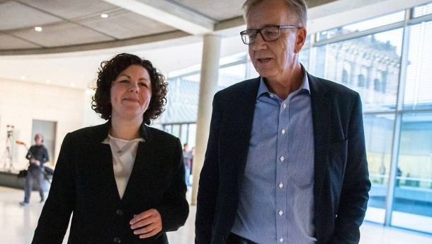 Mohamed Ali und Bartsch zu Linken-Fraktionschefs gewählt