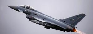 Ein deutscher Eurofighter
