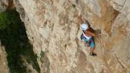 Gudrun Weikert liebt am Bergführerberuf die intensive Auseinandersetzung mit schwierigen Situationen.