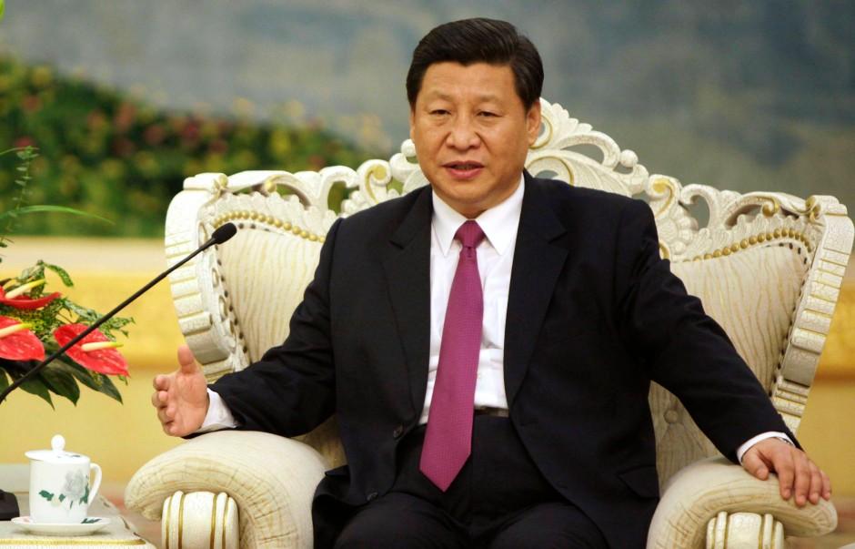 Hu-Nachfolger Xi Jinping