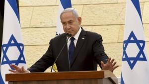 Netanjahus neueste Posse