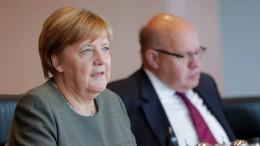 Bundesregierung begrüßt Juncker-Vorstoß
