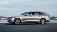 Großer Wagen: Volvos Business-Kombi V90 ist fast fünf Meter lang