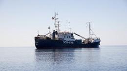 """Auch die """"Alan Kurdi"""" nimmt Kurs auf Lampedusa"""