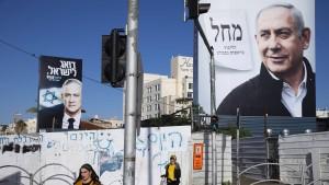 Vorteil Netanjahu