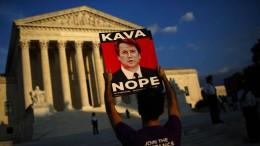 Hunderte Juraprofessoren gegen Berufung Kavanaughs