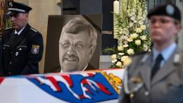 Prozess im Mordfall-Lübcke beginnt Mitte Juni
