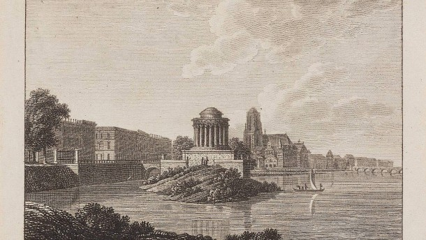 Ein Konditor-Tempel für Goethe