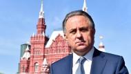 Leiter des Moskauer Labors tritt zurück