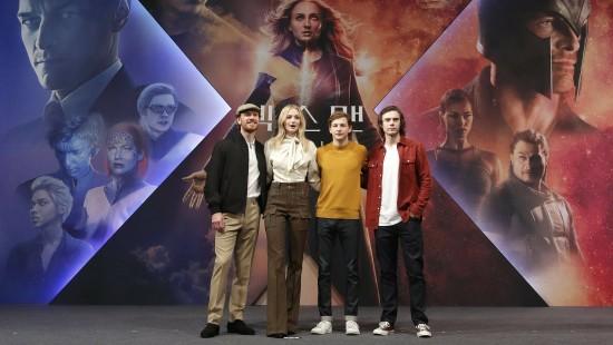 """X-Men: Dark Phoenix"" in Hollywood"