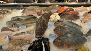 Fisch sollte eine Delikatesse sein