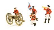 Britisches Armeespielzeug: Mancher im Königreich wäre so gern wieder Weltmacht.