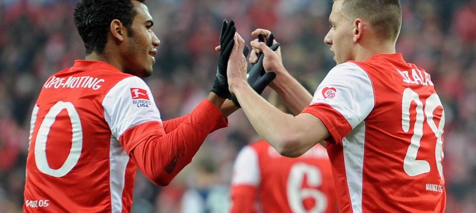 3:1 gegen Freiburg: Mainz auf einmal ganz aufgeweckt - Bundesliga - FAZ