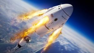 SpaceX schickt Astronauten zur ISS