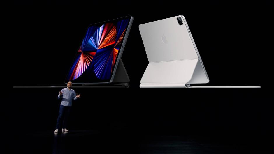 Jetzt bekommt auch das teure iPad Pro für den anspruchsvollen Nutzer einen superschnellen Prozessor – und ein besseres Display.